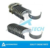 SIZE 010 Main /& Rod Bearings Fits Nissan Pathfinder Maxima Frontier 3.0L 3.3L