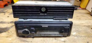 Kenwood KDC-X898 and ARC Audio 600.4 Head Unit and Amp Combo - FREE U.S.SHIPPING