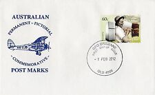 Permanent Commerative Pictorial Postmark - Brisbane 7 Feb 2012 - 60c