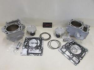 Wiseco Piston Kit 85.00 mm 11.5:1 Kawasaki KVF750 Brute Force 2005-2008