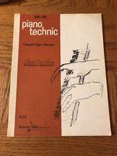 Piano Tehnic Level Five Book