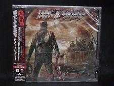 LOST SOCIETY Terror Hungry + 1 JAPAN CD LxSx Raster Density Tarvas Thrash Metal!