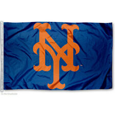 Ny Mets Flag Large 3x5