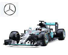 Bburago 1:18 Formula F1 Mercedes AMG 44# Lewis Hamilton Model Racing Car