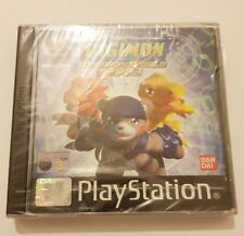 Digimon World 2003 PlayStation 1 (PS1) pal Uk(ingles Europa) Nuevo y Sellado!!!