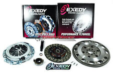 EXEDY RACING STAGE 1 CLUTCH KIT+HF02 FLYWHEEL FOR RSX CIVIC Si 2.0L TSX ACCORD