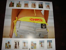 CHIKO ROLL BEACH GIRLS 2011 CALENDAR