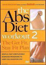 The Abs Diet Workout 2 DVD, ,