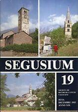 M434_SEGUSIUM N.19-SUSA DICEMBRE 1983 - ANNO XIX