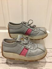 Womens Grey Art Shoes Uk7 EU40 Art Grey Trainers Double Air System