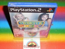 TWENTY 2 PARTY PLAYSTATION 2 PS2 GAME NEW FACTORY SEALED