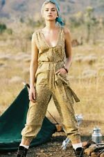 423ec437c9e NWT Spell   the Gypsy Collective Designs Wild Thing Jumpsuit Mustard ...