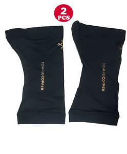 Tommie Copper Core Compression Set of 2 Knee Sleeves S/M/L/XL/2XL/3XL NWOT