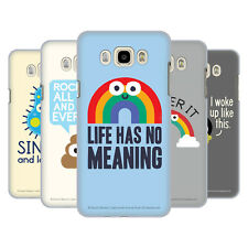OFFICIAL DAVID OLENICK POP CULTURE HARD BACK CASE FOR SAMSUNG PHONES 3