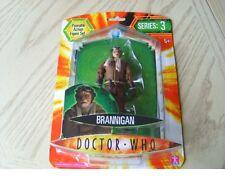 Doctor Who Brannigan Action Figure Giocattolo Scatola Nuovo Di Zecca in UK