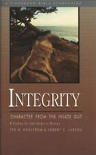Fisherman Bible Studyguide: Integrity : Character from the Inside Out by...