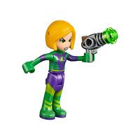 LEGO DC Super Hero Girls 41232 Lena Luthor + gun Figure Minifigure NEW