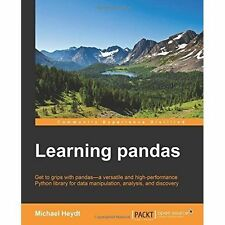 Learning Pandas by Michael Heydt (Paperback, 2015)