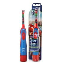 Oral-B Kids DB4510K Stages Power Battery Powered Electric Toothbrush For Boys