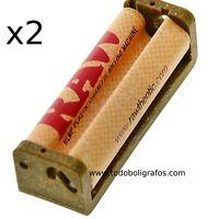 2 Maquinas de liar cigarrillos tabaco,  Raw Ecoplastic roller  78 mm , nuevas