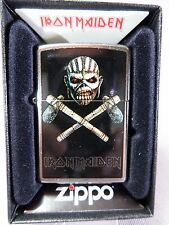 "Zippo - "" Iron Maiden (III) "" -BOOK Of Soul - SUPER FORTE - NUOVO ORIGINALE -"