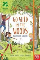 National Trust: Go Wild in the Woods by Goldie Hawk, NEW Book, FREE & FAST Deliv