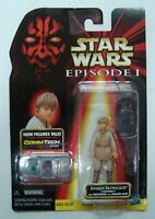 VINTAGE STAR WARS EPISODE I EP1 ANAKIN SKYWALKER COMMTECH TATOOINE MOSC