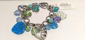 """Sweet Romance Bracelet By Shelley Cooper  8"""""""