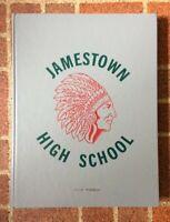 1985 New York YEARBOOK / Jamestown High School New York