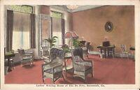 Savannah, GEORGIA - Hotel De Soto - Ladies Writing Room