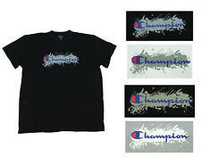 Champion Men's Big & Tall Graphic T-Shirt- Multiple Colors Available!