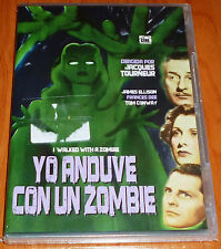 YO ANDUVE CON UN ZOMBIE / I WALKED WITH A ZOMBIE Jacques Tourneur - Precintada