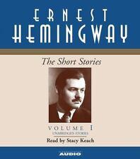 The Short Stories of Ernest Hemingway: Volume I (CD)