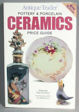 New ListingAntique Trader Pottery & Porcelain Ceramics Price Guide, 4th Ed, Softcover Book