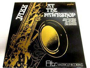 JAZZ AT THE PAWNSHOP - PROPRIUS ATR MASTER RECORDING -AUDIOPHILE LP -1980
