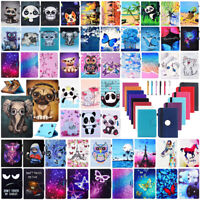 For Onn 10.1'' inch Tablet Universal Synthetic Leather Folio Stand Case Cover
