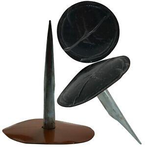 """(25) ELGI Repair Tire Patch Plugs Combination Quill Type 2-3/16"""" Cap 1/4"""" Stem"""