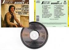 """JOE DASSIN """"Une Heure Avec Vol.1"""" (CD) 19 Titres 1986"""