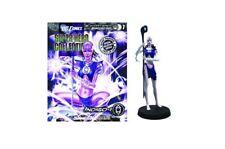 DC Blackest Night Figurine Collector Magazine #7 Indigo by Eaglemoss