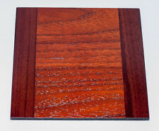 """1 LENS BOARD 4.5x4.5"""" for Eastman 2D 5x7"""" made of solid Walnut wood, free hole"""