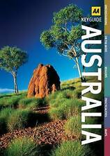 Australia (AA Key Guides)-ExLibrary