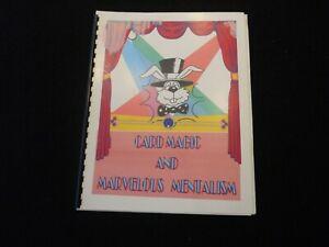 Card Magic & Marvelous Mentalism