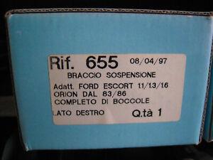 BRACCIO OSCILLANTE ANTERIORE DESTRO FORD ESCORT III, ORION I - 655 VEMA