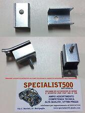 Fiat 500 F/l/r 126 Coppia Piastre rinforzo Supporti cambio