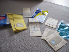 VINTAGE  VACUUM CLEANER BAGS SAFEWAY DAEWOO UNIFIT ETC