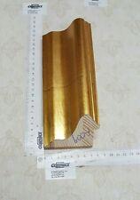 cornici ..aste ..profili cornice per dipinto in oro a foglie