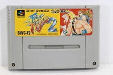 Final Fight 2 SFC Nintendo Super Famicom SNES Japan Import US Seller I7733 B