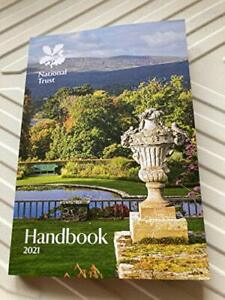 National Trust Handbook 2021 by National Trust Book The Cheap Fast Free Post