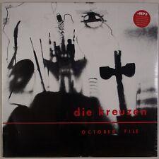DIE KREUZEN: October File SEALED 2008 Punk Alternative Vinyl LP