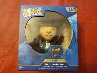 DISNEY BEAUTY AND THE BEAST FUNKO DORBZ BEAST VINYL COLLECTIBLE FIGURE # 267